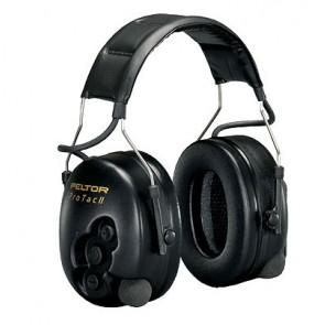 Casque Bandeau Electronique Peltor ProTac II - Noir