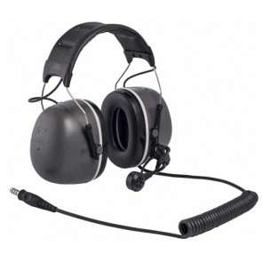 3M™ Peltor™ CH-5 High Attenuating Military Headset - J11 Peltor Connection