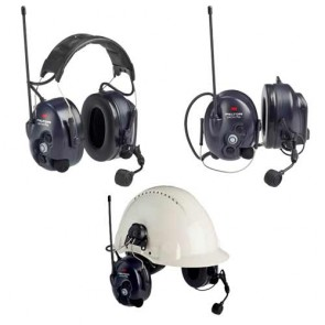 Peltor Litecom Plus Casque Antibruit avec Talkie walkie PMR446 sans