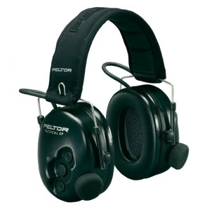 Casque Electronique Peltor Tactical XP Standard