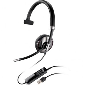 Plantronics Blackwire C710 Casque professionnel USB et Bluetooth