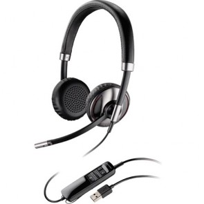 Plantronics Blackwire C725 Casque filaire USB professionnel, 2