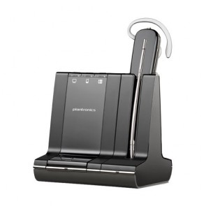 Plantronics Savi Office W740-M Wireless Headset Sans Fil casque