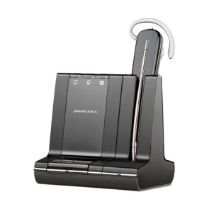 Casque Plantronics Savi Office W740  Sans Fil