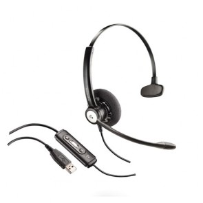 Plantronics Blackwire C610 Binaural USB Headset