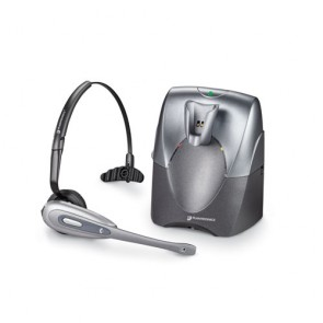Casque Plantronics CS60 DECT Sans Fil - Reconditionné