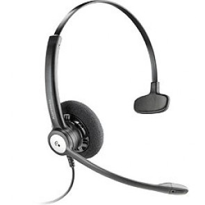 Casque Plantronics HW111N Entera Professionnel Monaurale Antibruit