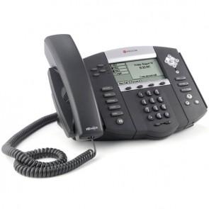 Téléphone Polycom SoundPoint IP 560 HD VoIP Gigabit Ethernet