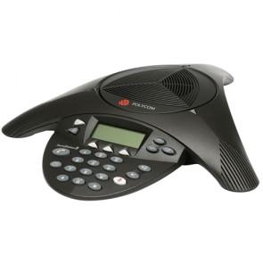 Polycom SoundStation 2 avec écran Téléphone Audioconférence