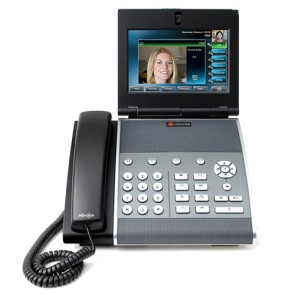 Polycom VVX1500D Dual Stack Business Media Phone