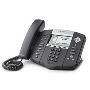 Téléphone Polycom SoundPoint IP 650 HD VoIP