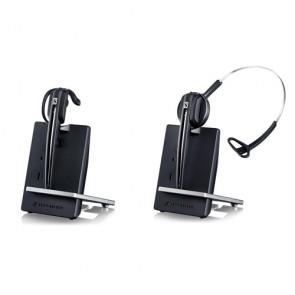 Sennheiser D10 DECT Mono Casque Sans Fil pour téléphone fixe
