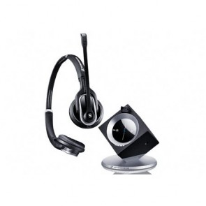 Casque Sennheiser DW30 Pro 2 Duo Sans Fil
