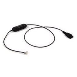 Jabra GN1200 Smart Cord Glatt (0.5)