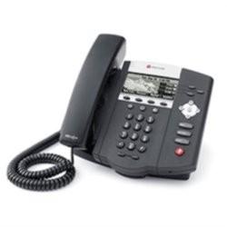 Polycom SoundPoint IP 450 VoIP Telefon
