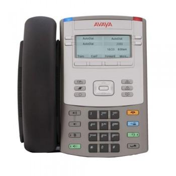 Avaya 1120E IP-Telefon - Dunkelgrau