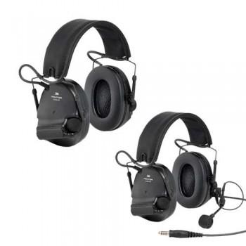 Peltor Comtac XPI Folding Headband Headset - Black