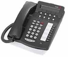 Avaya Definity 6408D+ Digital Systemtelefon - Runderneuert