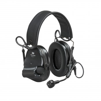 3M™ Peltor™ ComTac VI NIB Headset Black - MI Input