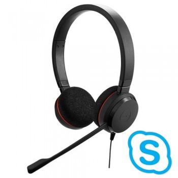 Jabra Evolve 30 II USB Stereo Headset