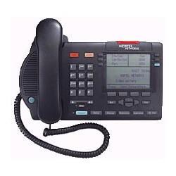 Nortel Option M3904 Professional Systemtelefon - Schwarz