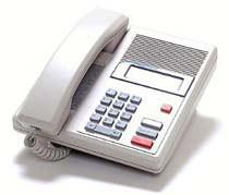 Meridian Norstar M7100 Phone - Refurbished - Grey