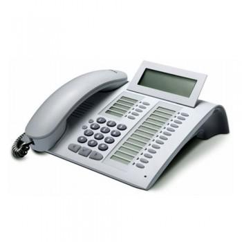 Siemens Optipoint 420 Advance Telefon - Erneuert - Schwarz