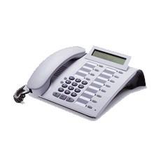 Siemens optiPoint 500 Economy Telefon- Schwarz - Erneuert