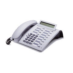 Siemens optiPoint 500 Economy Telefon- Weiß - Erneuert
