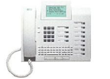 Siemens Optiset E Memory Systemtelefon - Runderneuert - Schwarz