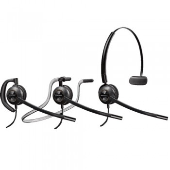 Plantronics HW540 EncorePro Convertible Headset