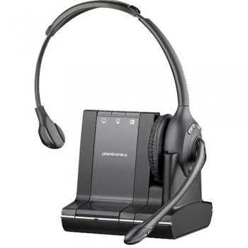 Plantronics Savi W710-M Monaural DECT Schnurloses Headset