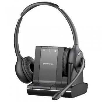 Plantronics Savi W720-M Binaurales DECT Schnurloses Headset