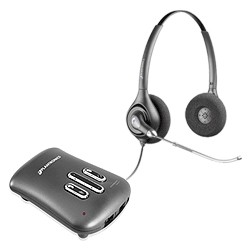 Plantronics DW261 Supraplus Digital Binaurales Headset