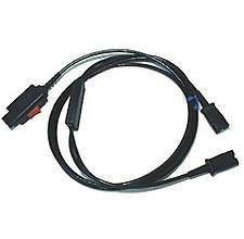 Plantronics Y-Kabel zum Anschluss von 2 Headsets