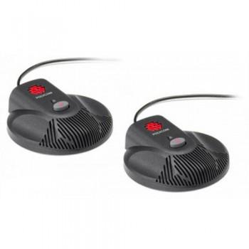 Polycom Externe Mikrofone für SoundStation IP6000 Konferenztelefon