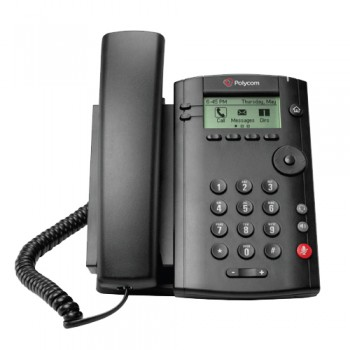 Polycom VVX 101 Single Line Business Phone