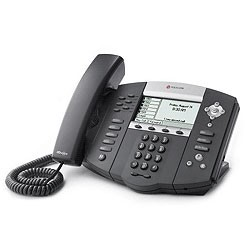 Polycom SoundPoint IP 650 VoIP Telefon