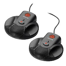 Polycom Mikrofon-Erweiterungsset fur Soundstation 2 EX Konferenztelefon