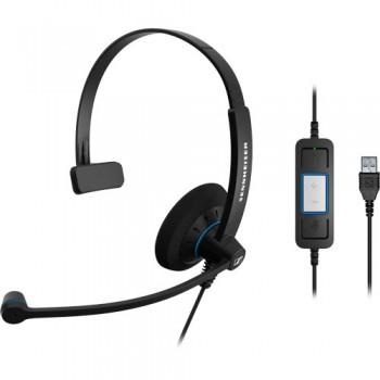 Sennheiser SC30 Monaural USB Control Headset