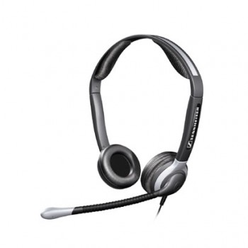 Sennheiser CC520 IP Wideband Call Center Headset