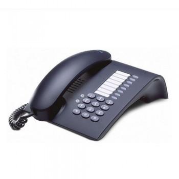 Siemens optiPoint 500 Entry Telefon - Schwarz - Runderneuert
