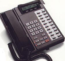 Toshiba DKT 2020-FSD Telefon - Erneuert