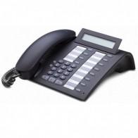 Siemens optiPoint 500 Basic Telefon - Erneuert - Schwarz