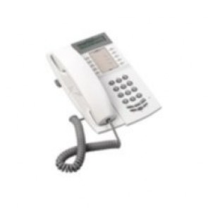 Aastra Ericsson Dialog 4222 Office Systemtelefon - Dunkel Grau - Runderneuert