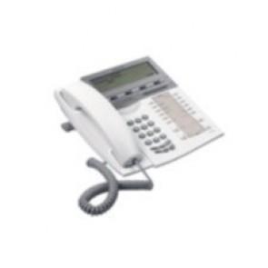 Aastra Ericsson Dialog 4224 Operator Systemtelefon - Leicht Grau - Runderneuert