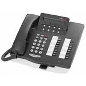 Avaya Definity 6416D+ Digital Systemtelefon - Runderneuert - Schwarz