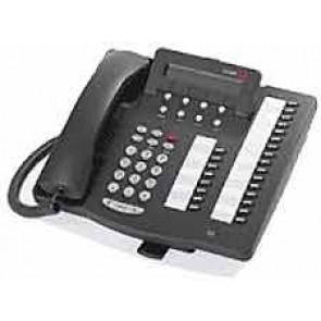 Avaya Definity 6424D+M Systemtelefon - Runderneuert - Schwarz