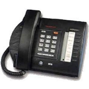 Nortel Option M3110 Systemtelefon - Runderneuert - Schwarz