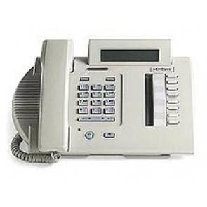 Nortel Option M3310 Systemtelefon - Runderneuert - Grau